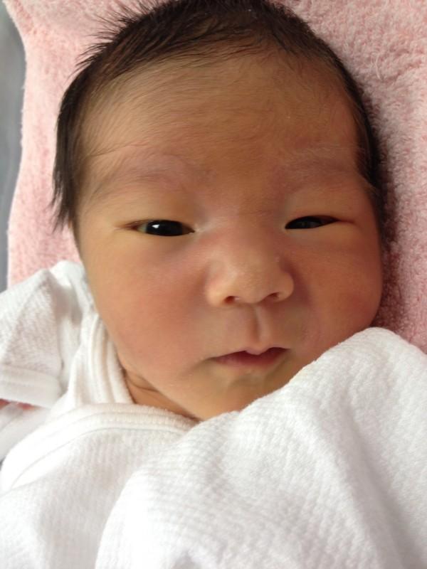 <p>村岡</p> ファミリーに新しい一員が加わりました。