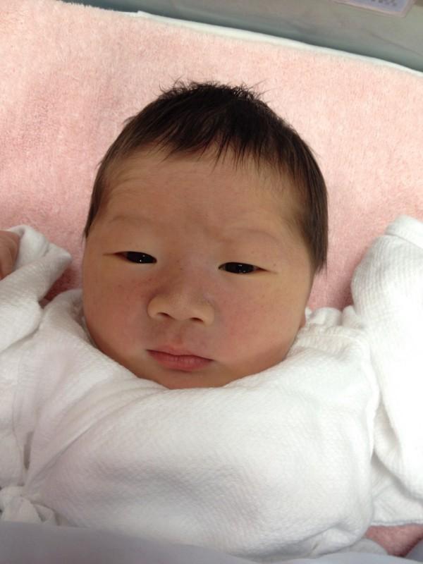 <p>平田</p> ファミリーに新しい一員が加わりました。