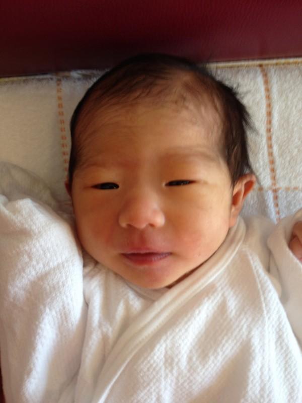 <p>伊藤</p> ファミリーに新しい一員が加わりました。