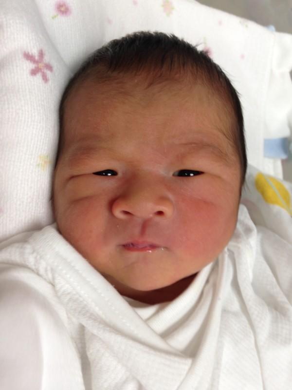 <p>永田</p> ファミリーに新しい一員が加わりました。