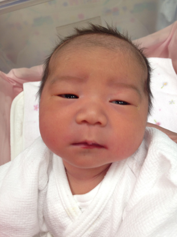 <p>松尾</p> ファミリーに新しい一員が加わりました。