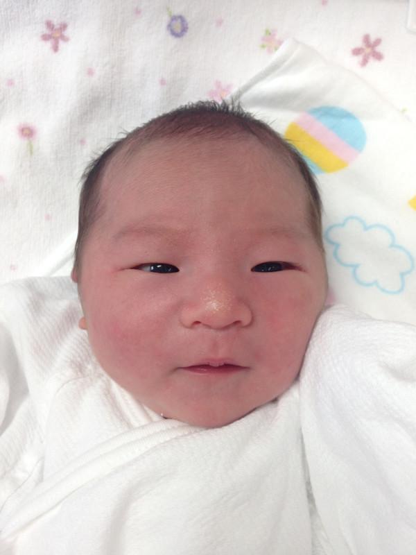 <p>高田</p> ファミリーに新しい一員が加わりました。