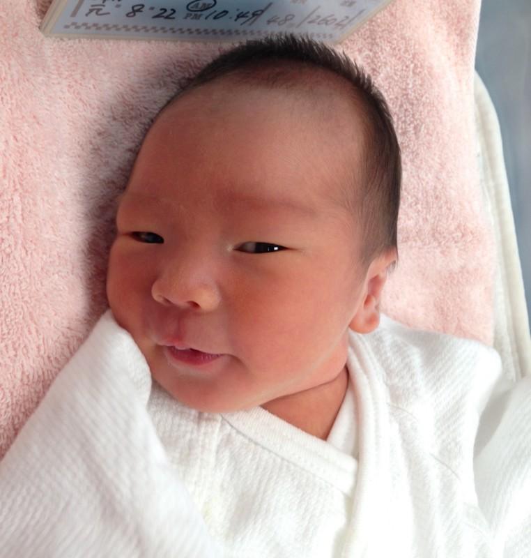 <p>中村</p> ベビーです。はじめまして!